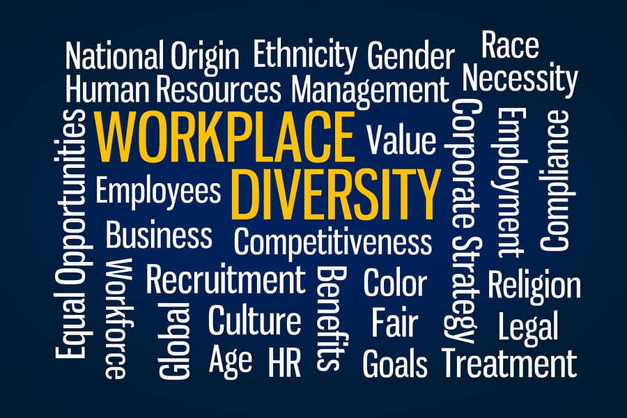 managing ethnic diversity in the workplace This article discusses how to manage diverse teams and to ensure that diversity is actualized in practice as opposed to merely paying lip service to the this can be done by a concerted action in the form of training sessions and workshops where the message of diversity is percolated down to the.