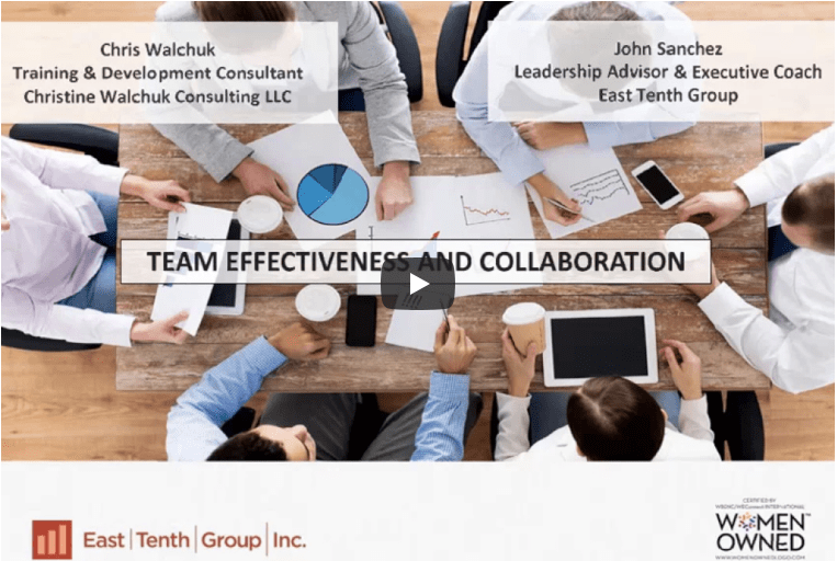 Collaboration and Team Synergy for Better Results.