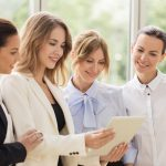 women business leadership