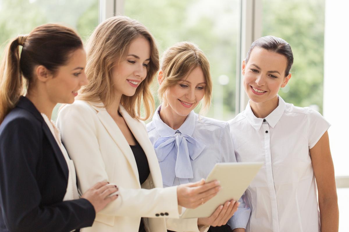 women business leadership