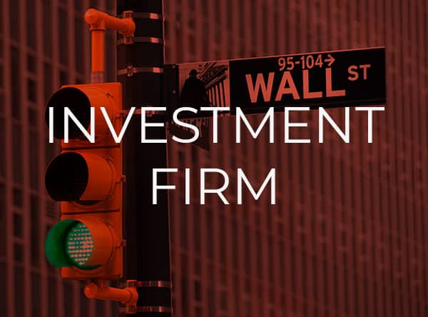 Investment Firm