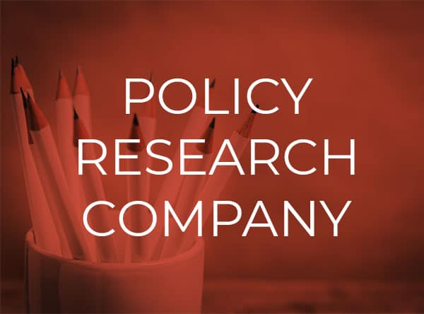 Policy Research Company