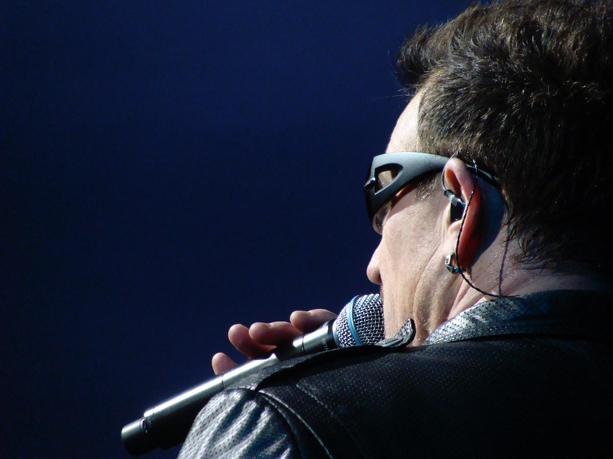Rockstar Leadership U2 Bono