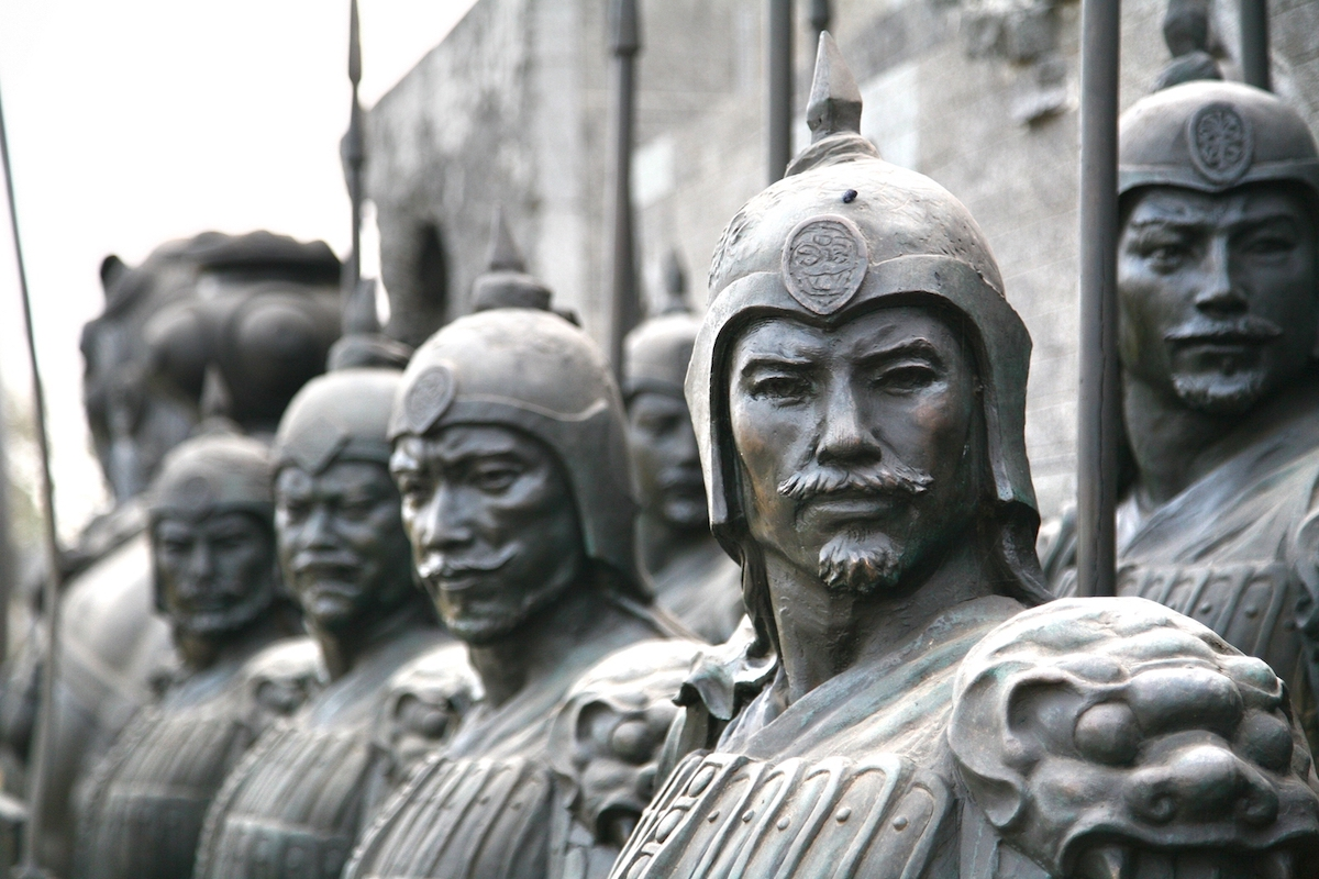 Art Of War 5 Leadership Lessons From Sun Tzu S Book Of Strategy