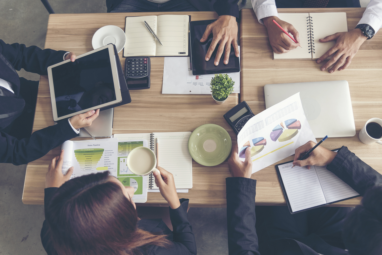 5 roles for an effective succession plan